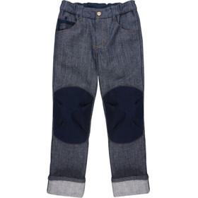 Finkid Kuusi lange broek Kinderen blauw